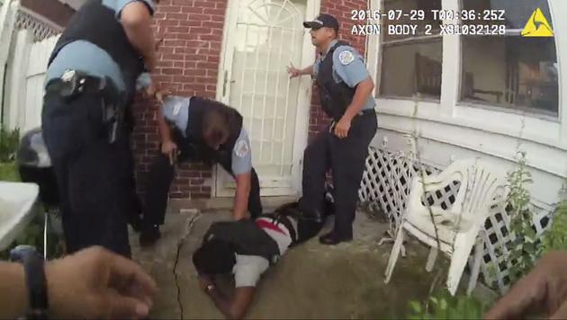 Erneut schwarzer Teenager von US-Cops erschossen (Bild: Chicago Police Department via the Independent Police Review Auth)
