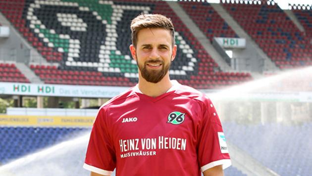 Team-Rücktritt war für Harnik nie ein Thema (Bild: Hannover 96)