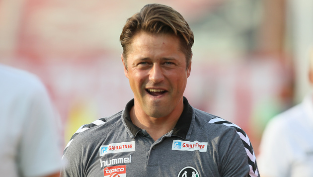 Kolvidsson als Co-Trainer für Islands Nationalteam (Bild: GEPA)