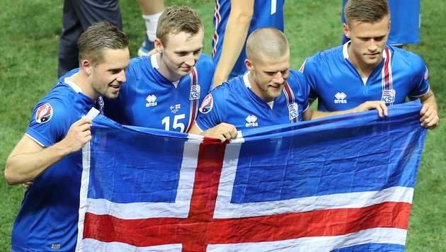 Island-Kommentator muss sich auf Jobsuche begeben (Bild: AFP or licensors)