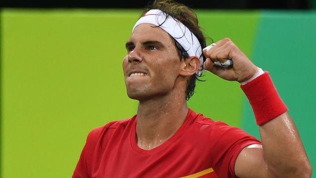 Nadal siegt bei Comeback nach Verletzung (Bild: AFP)