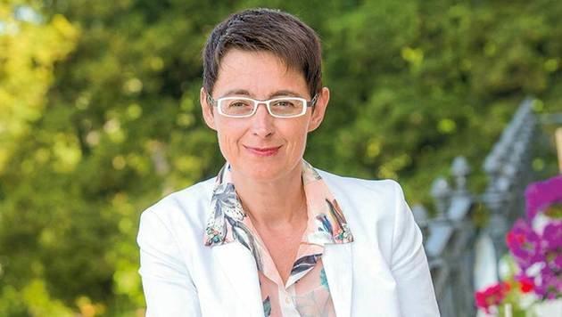 Bettina Tiefenbacher, die Direktorin des Kvarna Palace. (Bild: Petr Blaha)