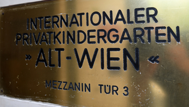 """Alt-Wien""-Kindergärten: Verein meldet Konkurs an (Bild: APA/HELMUT FOHRINGER)"