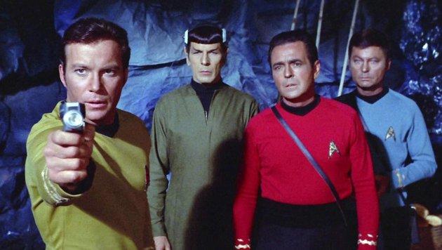 """""""Raumschiff Enterprise"""" ist 50! (Bild: CBS Photo Archive)"""