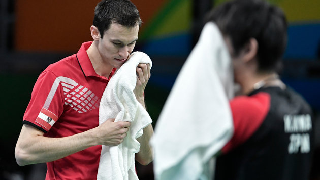 Liu Jia im Achtelfinale - Stefan Fegerl fr�h out (Bild: APA/HANS KLAUS TECHT)