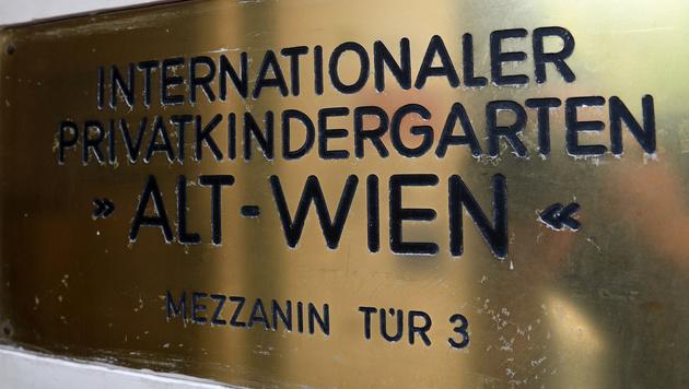 """""""Alt-Wien""""-Kindergärten: Stadt lehnt Vergleich ab (Bild: APA/HELMUT FOHRINGER)"""