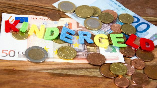 In Wien gingen 53% des Kindergelds an Ausländer (Bild: thinkstockphotos.de)