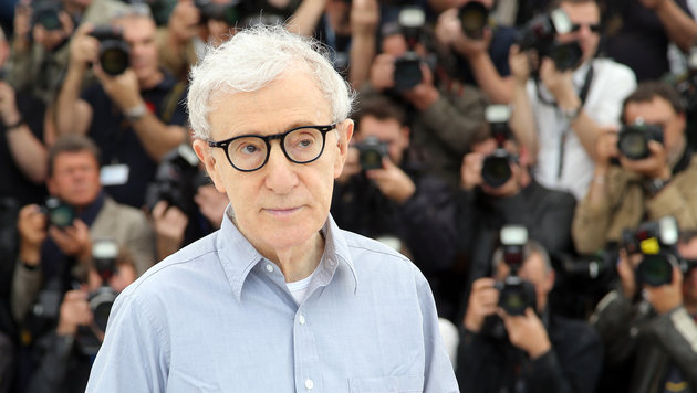 Starregisseur Woody Allen (Bild: ASSOCIATED PRESS)
