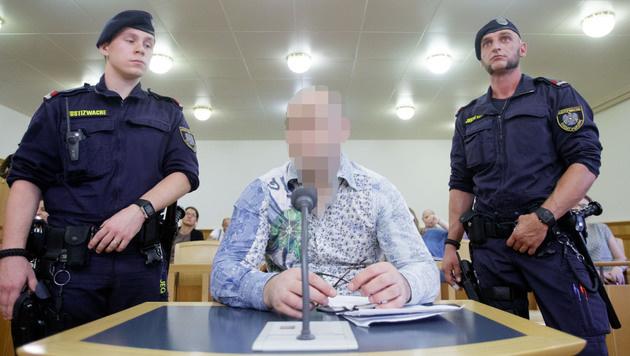 T�dlicher Messerstich am Praterstern: 6 Jahre Haft (Bild: APA/GEORG HOCHMUTH)