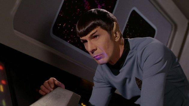Shatner erinnert sich in Buch an Mister Spock (Bild: CBS Photo Archive)