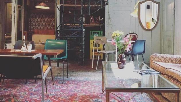 """""""Das sind die besten Vintage-Stores der Stadt (Bild: facebook.com/burggasse24)"""""""