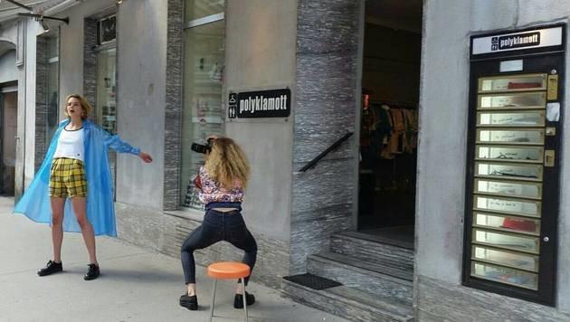 """""""Das sind die besten Vintage-Stores der Stadt (Bild: facebook.com/Polyklamott)"""""""