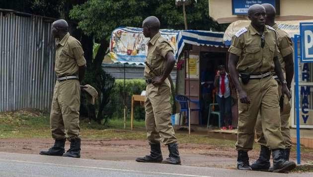 Kenia: Safari-Tourist ersticht 45-Jährige (Bild: APA/AFP/ISAAC KASAMANI (Symbolbild))