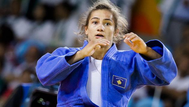 Olympiasiegerin soll Dopingtest verweigert haben (Bild: AP)