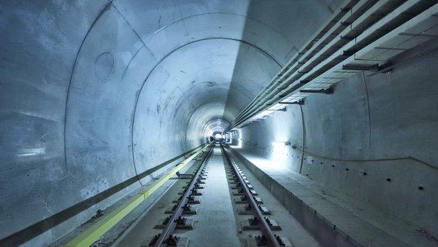 Polizei ertappt Dealer - in U4-Tunnel geflüchtet (Bild: Wiener Linien)