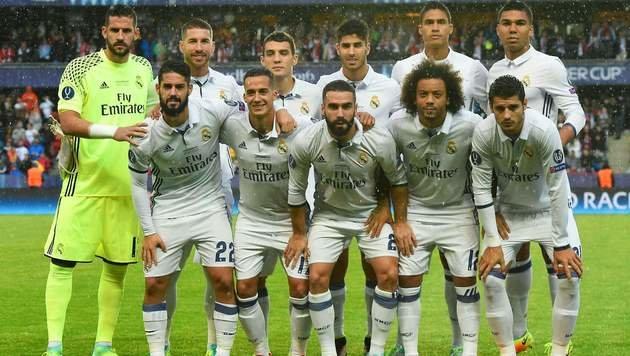 Real Madrid gewinnt mit B-Elf gegen FC Sevilla 3:2 (Bild: AFP)
