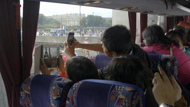 """""""WELTjournal"""" geht mit Chinesen auf Reisen (Bild: ORF)"""