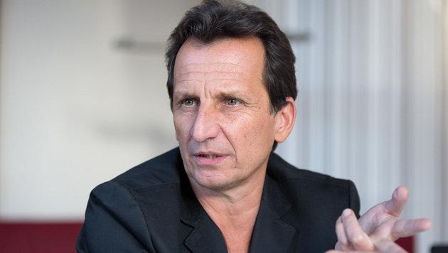 Christian Oxonitsch (Bild: APA/GEORG HOCHMUTH)