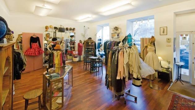 """""""Das sind die besten Vintage-Stores der Stadt (Bild: facebook.com/flovintage)"""""""