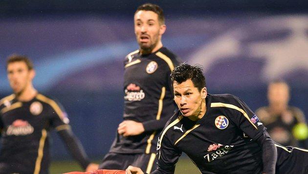 Salzburg-Gegner Dinamo besiegt Hajduk mit 4:0 (Bild: AFP)