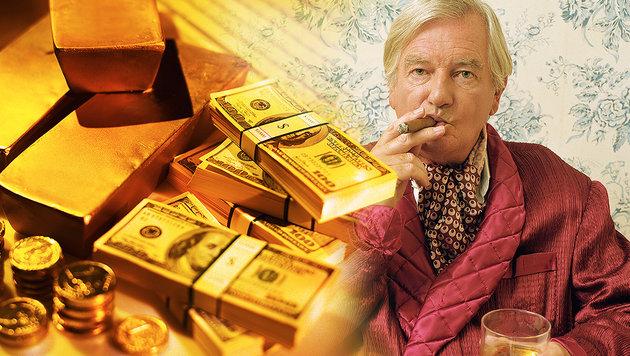 Zahl der Milliardäre erneut gestiegen (Bild: thinkstockphotos.de)