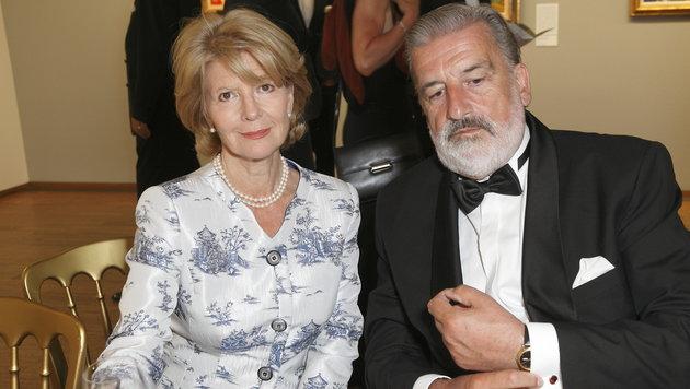 Christiane Hörbiger und Gerhard Tötschinger (Bild: (c) nekula_dabei/knipserbande.at)