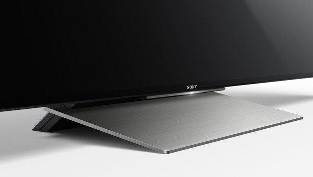 Sony XD93: Android TV mit 4K und HDR im Praxistest (Bild: Sony)
