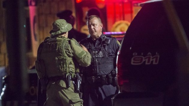Kanada: Polizei erschießt IS-Anhänger vor Attentat (Bild: AP)