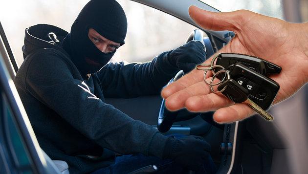 Funkschlüssel geknackt: 100 Mio. Autos in Gefahr (Bild: thinkstockphotos.de)