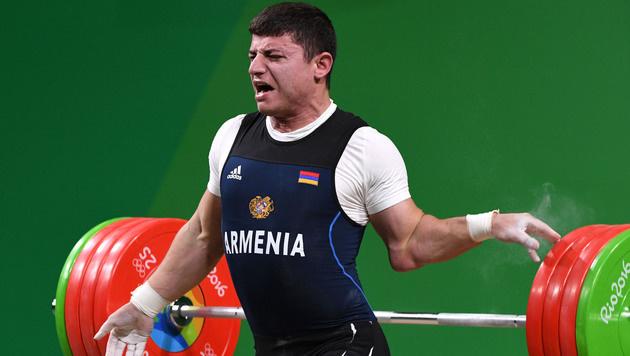 Gewichtheben: Nächste Horror-Verletzung in Rio (Bild: AFP)
