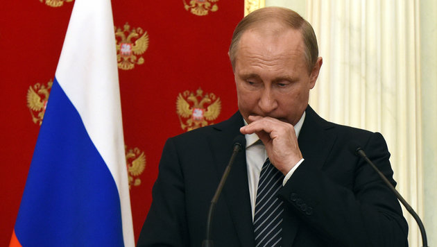 Kremlchef Wladimir Putin (Bild: ASSOCIATED PRESS)