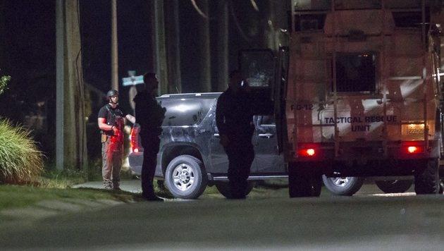 Kanada: Polizei erschie�t IS-Anh�nger vor Attentat (Bild: AP)