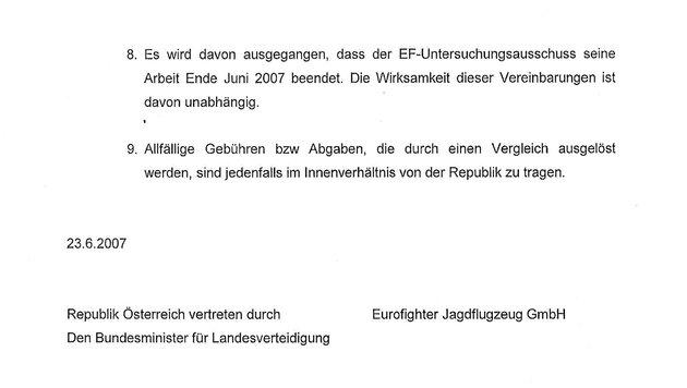 """Originalgetreue Abschrift (Bild: """"Krone"""")"""