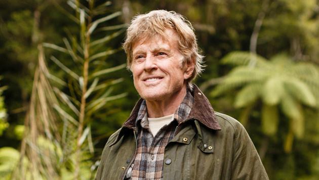 """Robert Redford in seinem neuesten Film """"Elliot, der Drache"""" (Bild: www.viennareport.at)"""