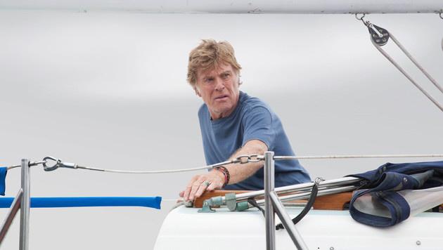 """Robert Redford in """"All Is Lost"""" (Bild: Viennareport)"""