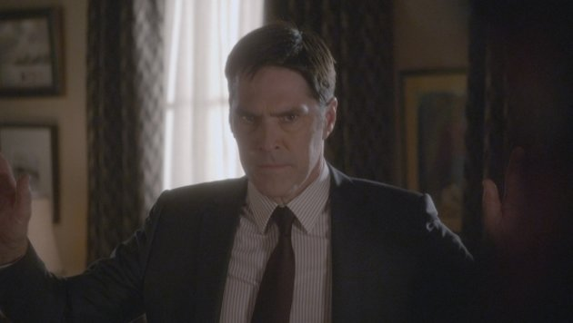 "Thomas Gibson in ""Criminal Minds"" (Bild: CBS)"