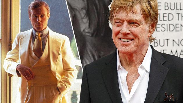 Idol ohne Starallüren: Robert Redford ist 80 (Bild: AP, face to face)