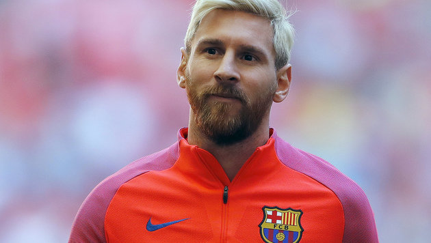 Messi kehrt in Argentiniens Nationalteam zur�ck! (Bild: Associated Press)