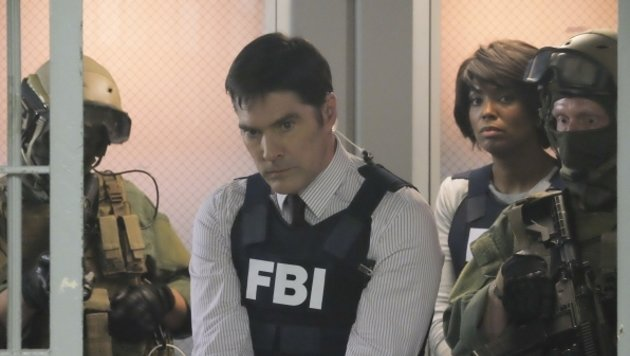 "Thomas Gibson als Aaron ""Hotch"" Hotchner in ""Criminal Minds"" (Bild: CBS)"