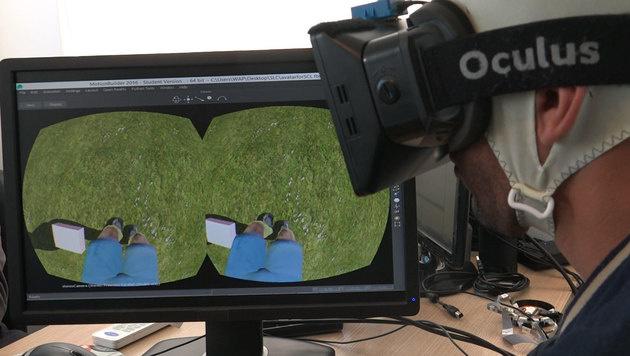 VR-Training gibt Gelähmten wieder Gefühl zurück (Bild: duke.edu/AASDAP/Lente Viva Filmes)