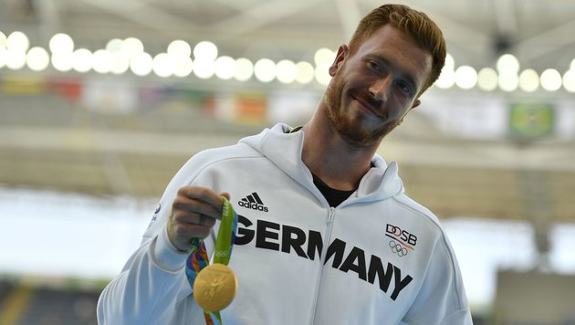 Christoph Harting (Bild: AFP)