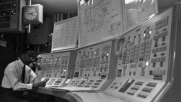 Mega-Sonnensturm löste 1967 beinahe Atomkrieg aus (Bild: U.S. Air Force)