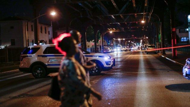 Imam vor Moschee in New York erschossen (Bild: AFP or licensors)
