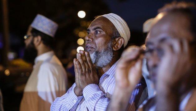 Imam vor Moschee in New York erschossen (Bild: AFP)