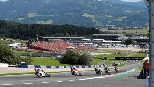 Das Motorrad-Volksfest in den Alpen (Bild: GEPA)