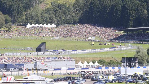 Das Motorrad-Volksfest in den Alpen (Bild: Sepp Pail)