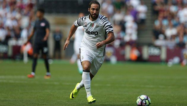 Kurios! Juventus setzt 90-Millionen-Star auf Diät (Bild: AFP)