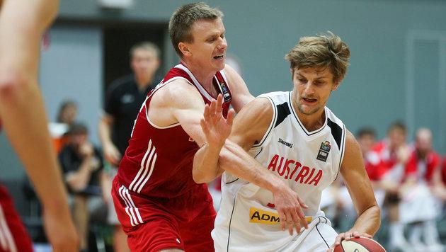Österreich unterliegt Polen zum Abschluss 71:79 (Bild: GEPA)