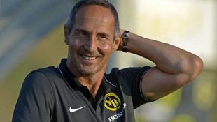 Bern-Trainer Hütter eröffnet Duell mit FC Basel! (Bild: GEPA)