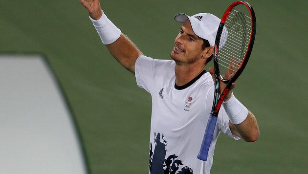 Historisch! Murray verteidigt Olympia-Gold (Bild: AP)